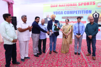 DAV National Sports Yoga
